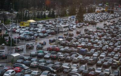 Miks on vaja mastaapseid parklaid?