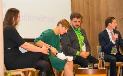 PRESSITEADE  – President Kersti Kaljulaid: Hoovad rohepöörde tegemiseks on eelkõige kohalikul tasandil.