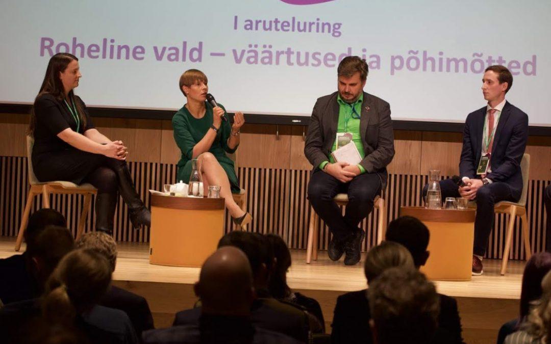 Rohelise valla seminar taas Laulasmaal. Ringmajanduse edendamine Lääne-Harju vallas.
