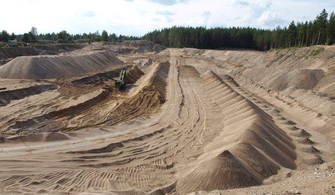 Maavarade kaevandamine ja alternatiivid.